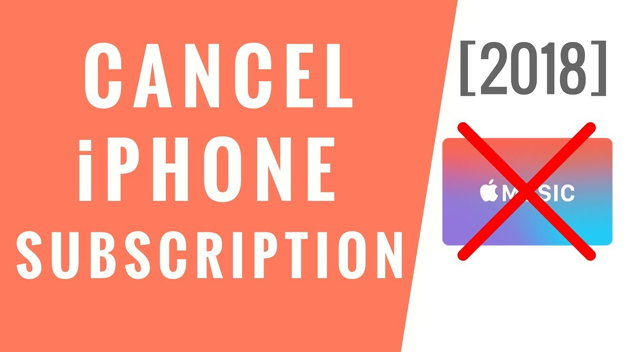 how to cancel subscription on iphone how to cancel subscription on iphone 2018 2025