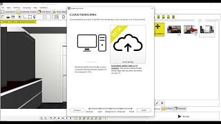 New render cloud Tilelook BETA