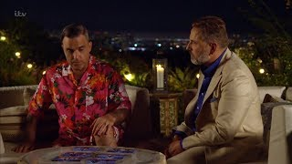 The X Factor UK 2018 Robbie Make His Decision Judges' Houses Full Clip S15E13