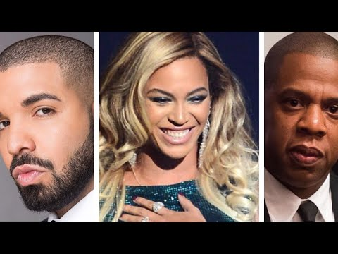 Did Drake Start A WAR With Jay-Z Over Beyonce Photo? Explosive Details Inside!!