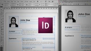 Tutoriel InDesign : Débuter avec InDesign