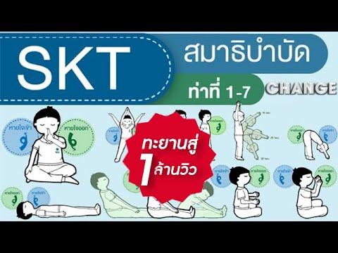 Change : สมาธิบำบัด SKT ทางเลือกใหม่ไร้โรค