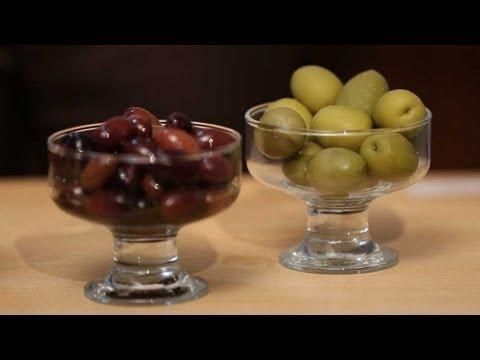 «Свежая еда» - Как выбрать оливки и маслины