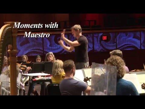 San Antonio Symphony - Sebastian Lang-Lessing insights on Bruch's Violin Concerto