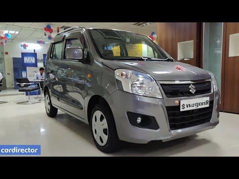 Maruti Suzuki Wagon R VXi Auto GearShift 2018| WagonR 2018 | Interior and Exterior| Real-life Review