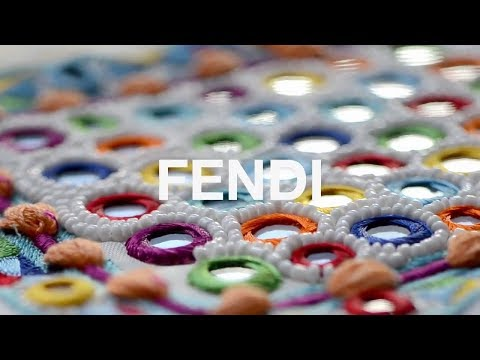 Fendi Making Of Haute Couture  Fall/Winter 2017/18