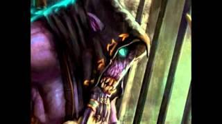 Акама в World of Warcraft  Иллидан будет повержен!