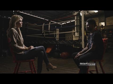 The Fight Game: Shakur Stevenson HBO Boxing