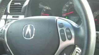 2007 Acura TL Test Drive