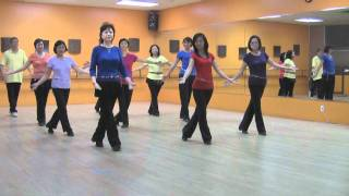 Little Soul Sister - Line Dance (Dance & Teach in English & 中文)
