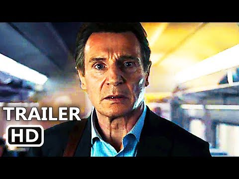 Thumbnail: THE CΟMMUTER Official Trailer (2017) Liam Neeson, Train Action Movie HD