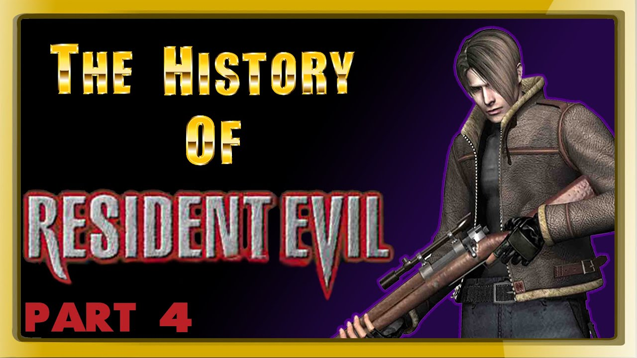 The History of Resident Evil - PART 4 - [Big Changes] - YouTube