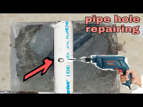 Most easy tips for drilling pipe repairing
