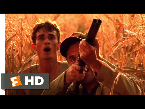 Jeepers Creepers 2 2003  Cornfield Attack  19  Movies