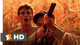 Jeepers Creepers 2 (2003) - Cornfield Attack Scene (1/9) | Movieclips