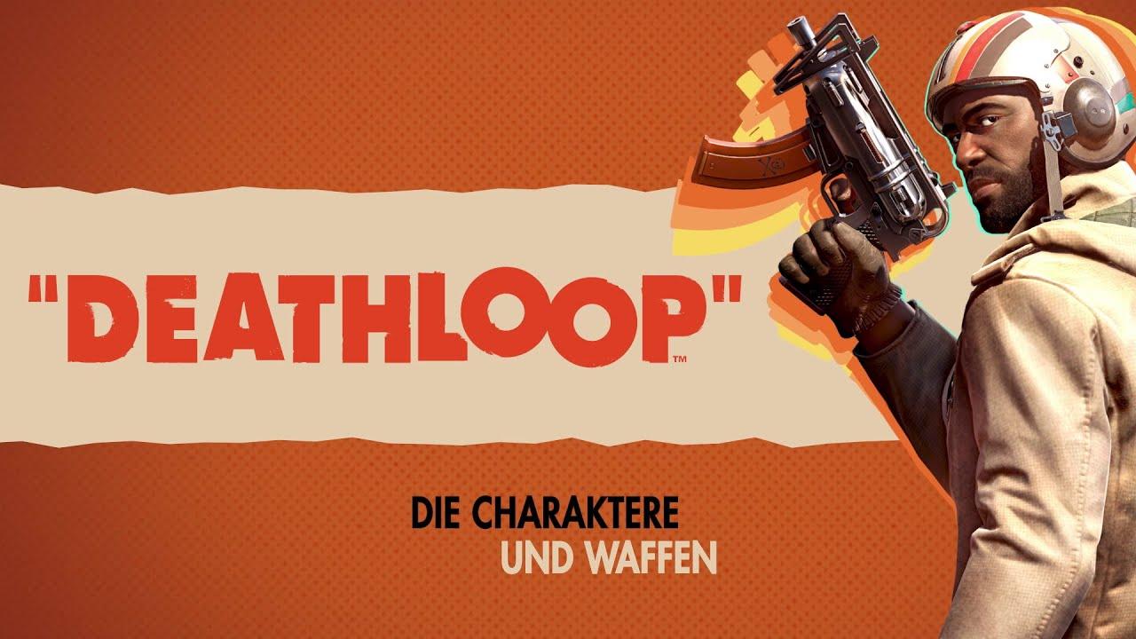 Deathloop | Charaktere und Waffen | PS5