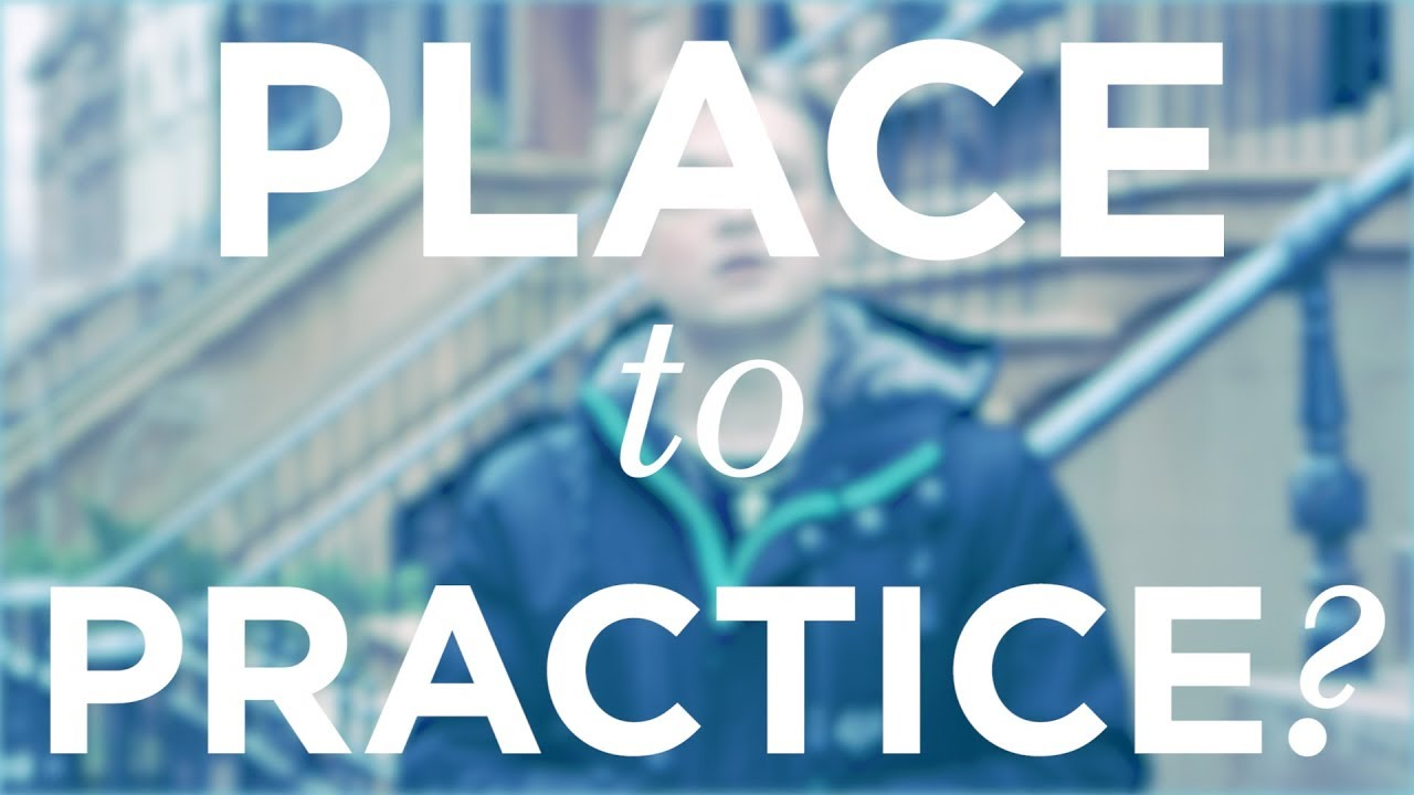 """A Place To Practice"" - Quick Singing Tips Ep. 7 Cover"