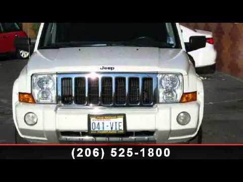2006 jeep commander first national fleet and lease se youtube. Black Bedroom Furniture Sets. Home Design Ideas