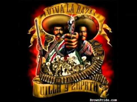 El baile de Pancho Villa en Latinoamericawmv