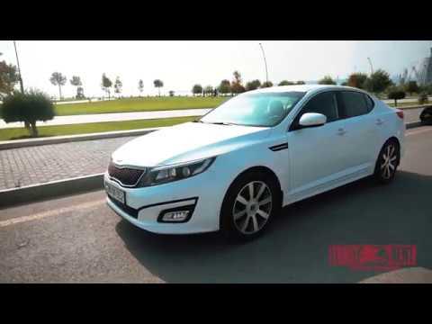 Kia Optima / Rental cars in Baku from TRUST RENT company