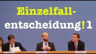 19. Januar 2018 - Komplette Bundespressekonferenz (RegPK)
