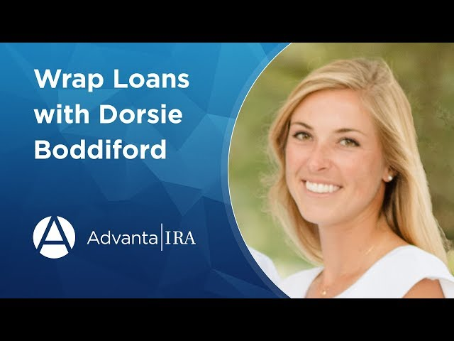 Wrap loans with Dorsie Boddiford