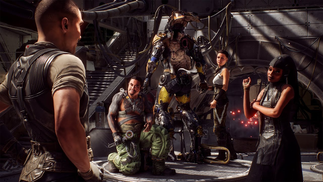 Anthem Gameplay Features – Our World, My Story Trailer