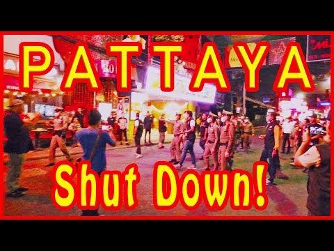 Walking Street, Beach Road, Soi Buakhao – So Sieht Pattaya Im Moment Aus