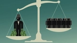 From youtube.com: Economic Inequality, From Images
