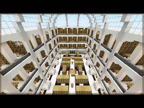 Minecraft Xbox Hide And Seek | The Library Edition | The Secret Spot!