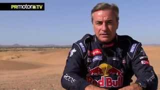 Sébastien Loeb se une al Dream Team de Peugeot-Total Dakar 2016 by PRMotor TV