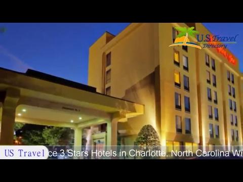 Hampton Inn Charlotte University Place - Charlotte Hotels, North Carolina