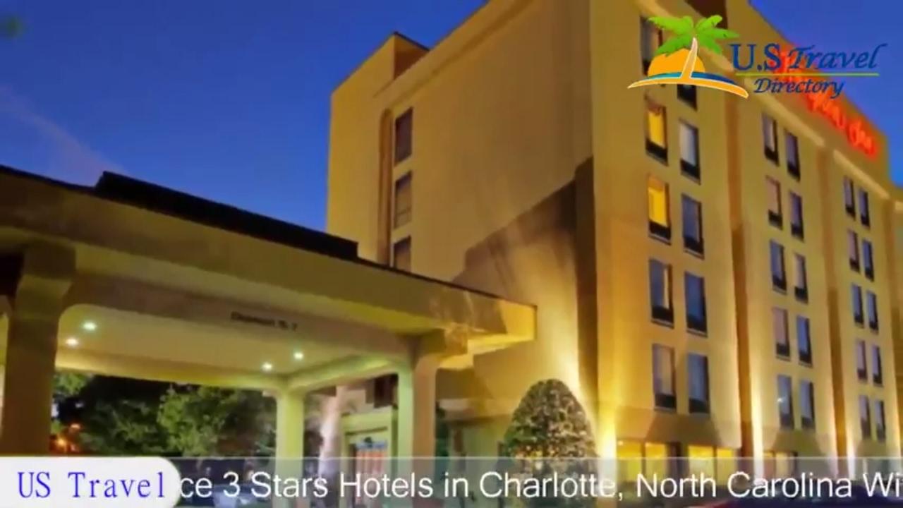 Hampton Inn Charlotte University Place Hotels North Carolina