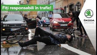 RĂMÂI PE PARTEA SIGURĂ! FII RESPONSABIL ÎN TRAFIC!