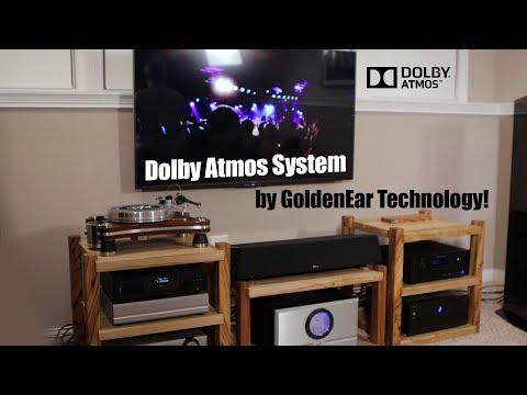 GoldenEar Technology Dolby Atmos Speaker System Review