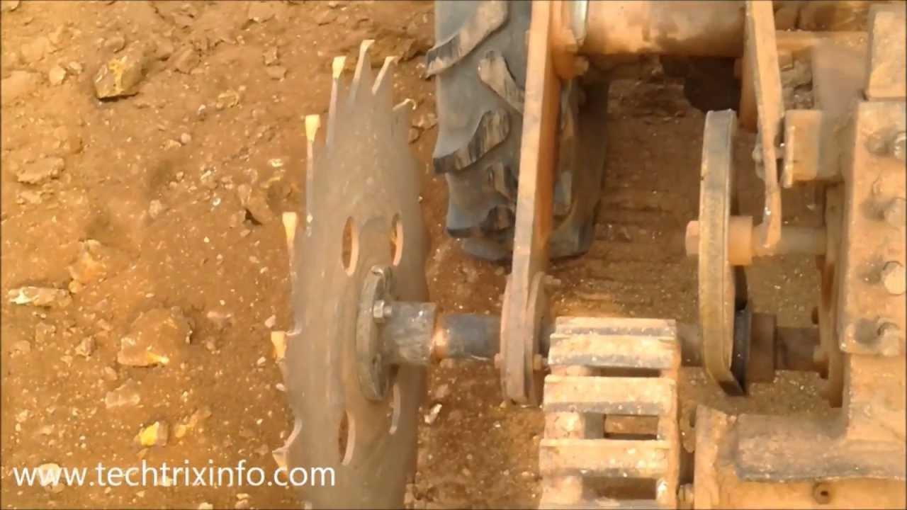 How Laterite Stone Cutting Machine Works Youtube