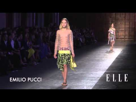 EMILIO PUCCI SS 2016 collection