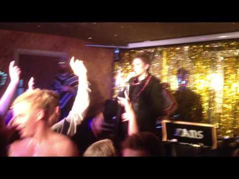 Super Hans live at the Moth Club