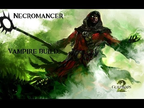 Guild Wars 2 | Necromancer WvW Vampire Build