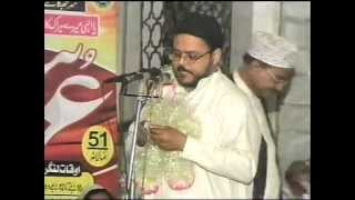 Urdu Mushaira [Poetry] at Gulistan-e-Muhaddith-e-Azam Pakistan on the 27th of Rajab 1433/2012 - Pt 9