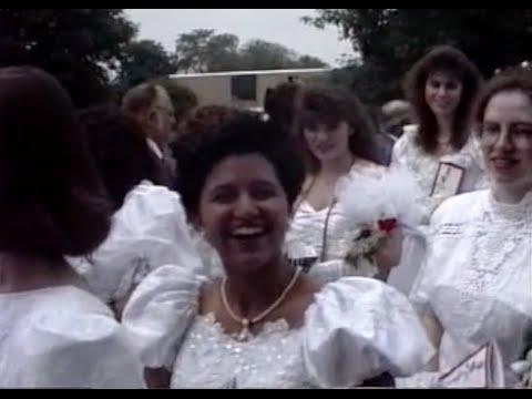 6ab2a6c216 1991 Mother McAuley Graduation Ceremony - YouTube