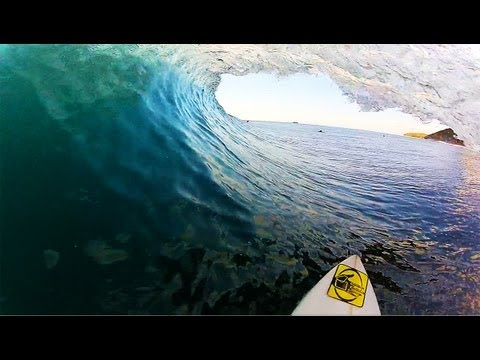 GoPro: Anthony Walsh Indo surf sessions
