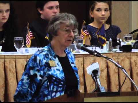Voice of Democracy - (VOD) VFW  of Massachusetts - 2014
