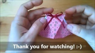 ORIGAMI Gift packet