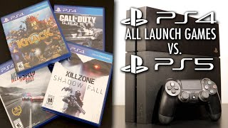 Download Looking Back At All PS4 Launch Games: Will PS5 Stack Up?