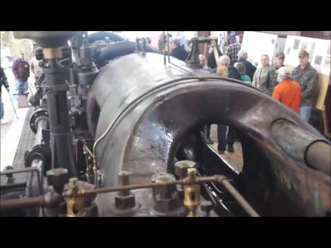 600 HP Snow Compressor Engine Saturday afternoon run