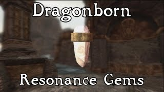 Skyrim: Dragonborn - Kagrumez Resonance Gems