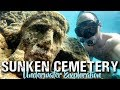 ONLY in the Philippines! SUNKEN CEMETERY | Camiguin Island vlog 2018
