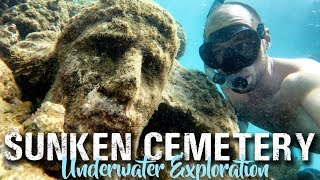 ONLY in the Philippines! SUNKEN CEMETERY | Camiguin Island v...
