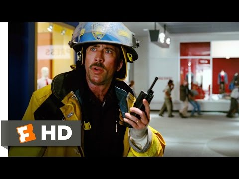 World Trade Center (3/9) Movie CLIP - Collapse (2006) HD